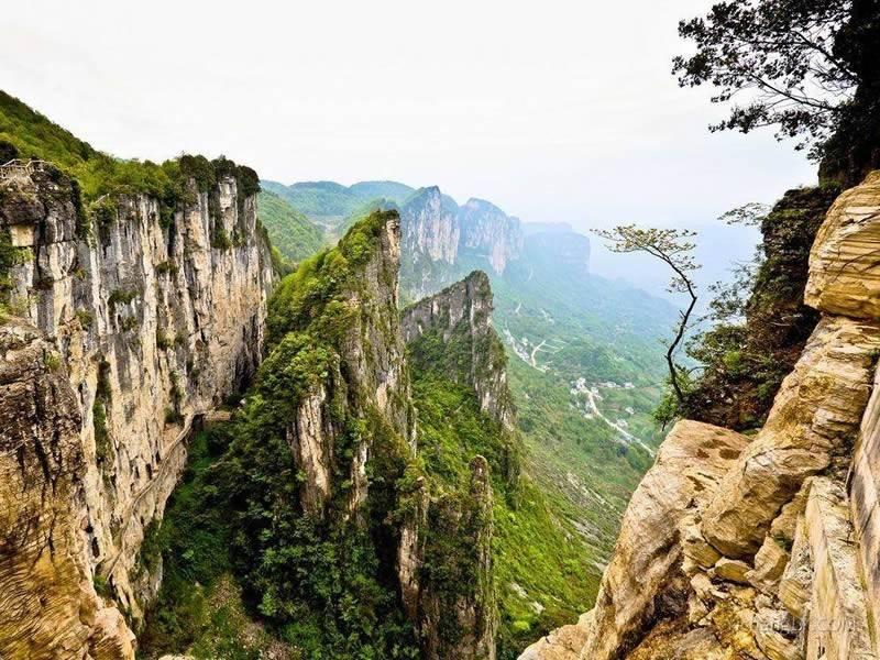黄鹤桥峰林