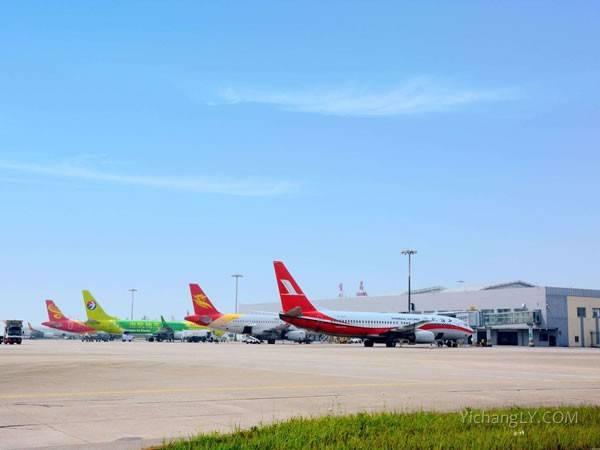 宜昌到郑州航线下个月10号开通