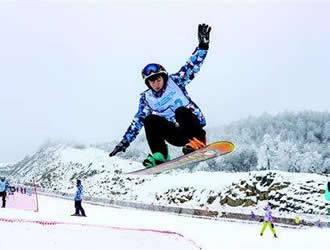 五峰国际滑雪场12月8日首发旅游攻略