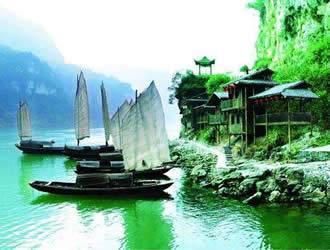 湖北宜昌三峡人家自驾游攻略