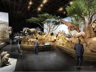 宜昌博物馆新馆2020年建成投入使用