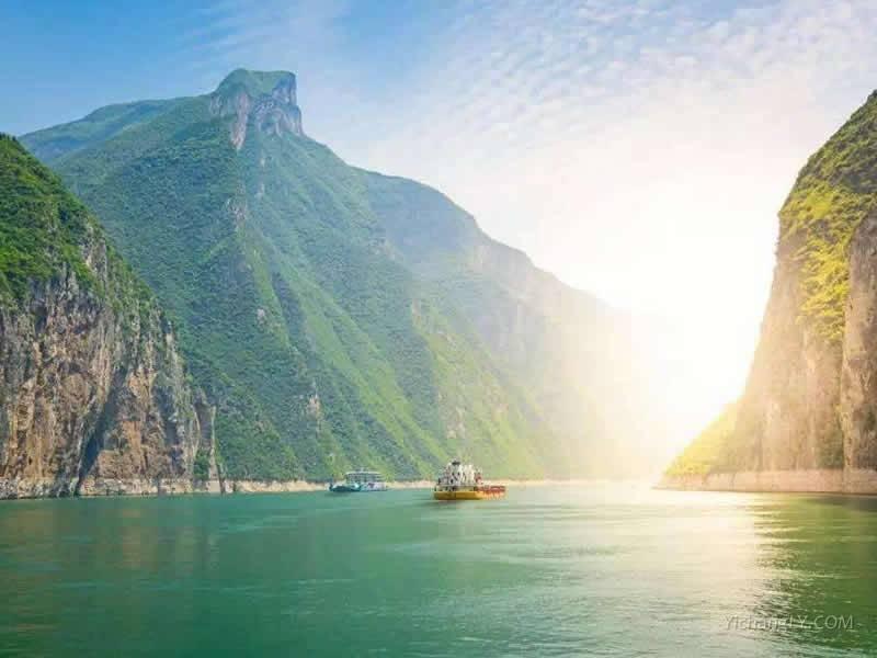 巫山小三峡风景区