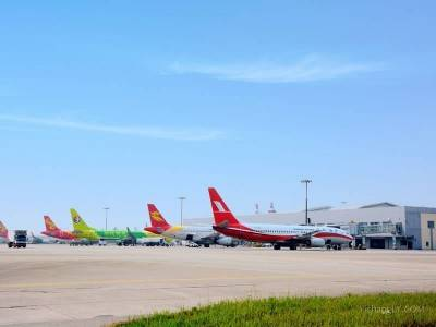 三峡机场新航季航班计划出炉