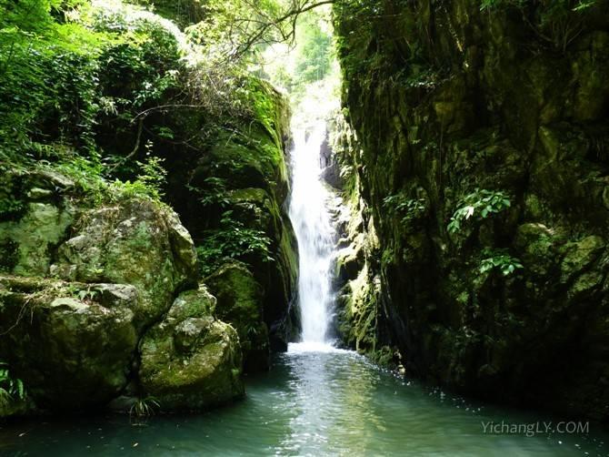 三峡奇潭风景区图片