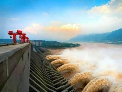 三峡大坝上游下游主要城市有哪些