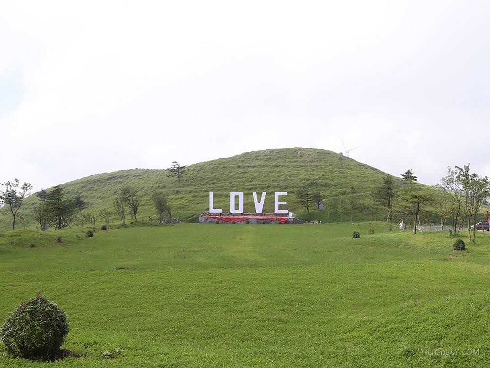 宜昌夷陵区百里荒景区