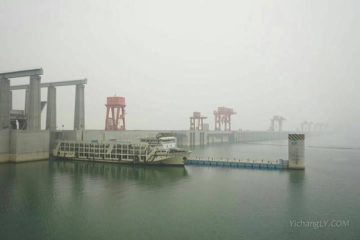 三峡大坝185观景台
