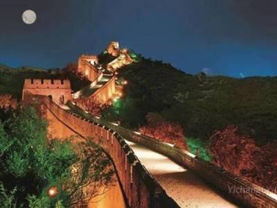 北京中秋国庆可预约夜游八达岭长城