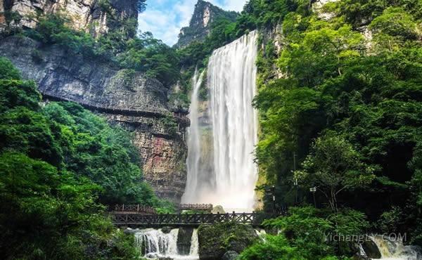 三峡大瀑布2020年什么时候开放