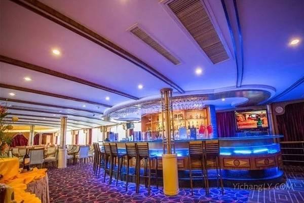 三峡游船——酒吧
