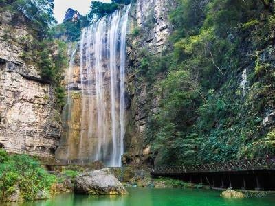自驾车到三峡大瀑布自驾游攻略
