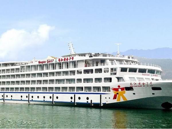长江黄金7号游船