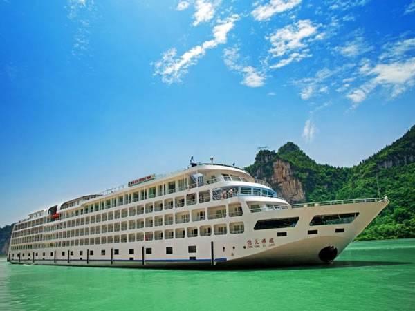 【总统一号游轮】长江三峡总统系列游船下行重庆到宜昌单程四日游