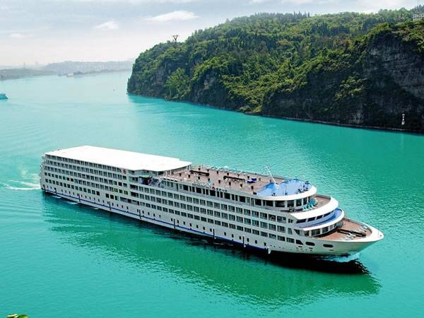 【总统二号游轮】长江三峡总统系列游轮下行重庆到宜昌单程四日游