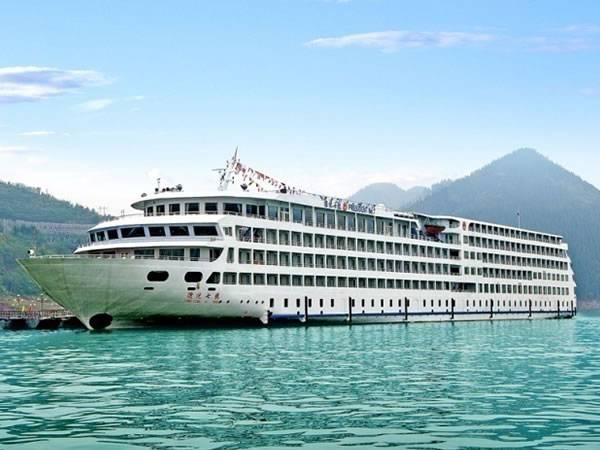 【总统七号游轮】长江三峡总统系列游船下行重庆到宜昌单程四日游
