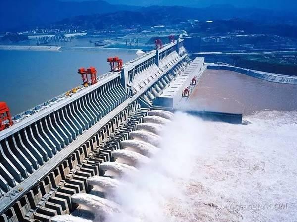北京到宜昌三峡大坝