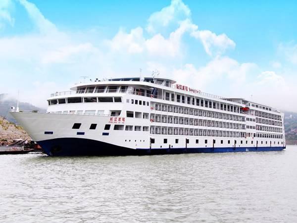 【长江一号游轮】长江海外系列游船下行重庆到宜昌单程四日游