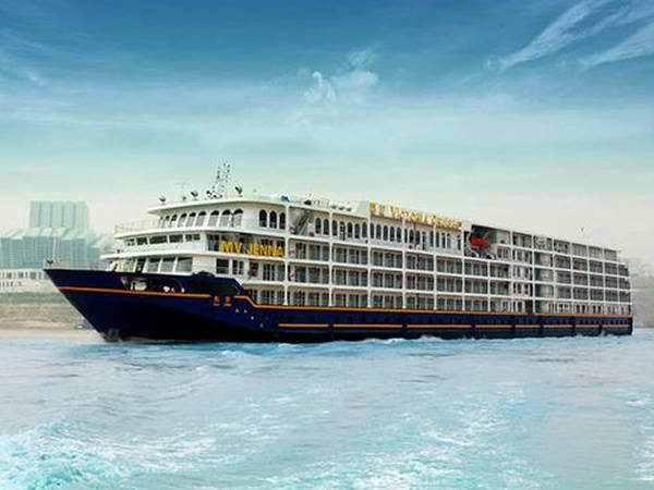 【美维凯娜号游轮】美国维多利亚系列游船下行重庆到宜昌单程四日游