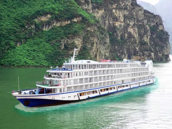 【美维凯琳号游轮】美国维多利亚系列游船下行重庆到宜昌单程四日游