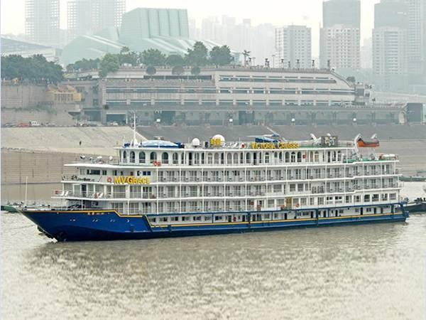 【美维凯蕾号游轮】美国维多利亚系列游船下行重庆到宜昌单程四日游