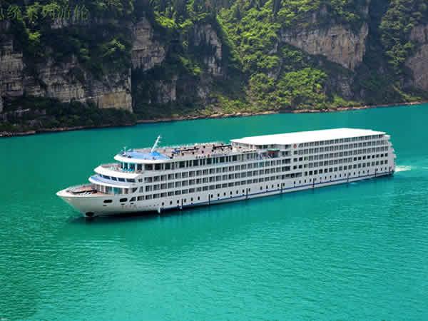 【总统七号游轮】长江三峡总统系列游船上行宜昌到重庆单程五日游