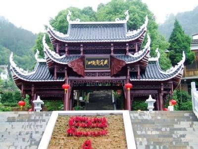 3月8日清江画廊风景区针对所有女士免门票