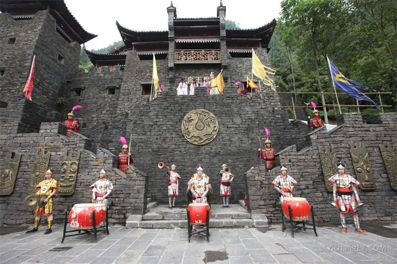 宜昌到三峡人家一日游
