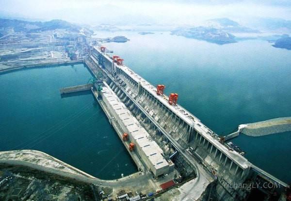 宜昌三峡二日游 三峡大坝