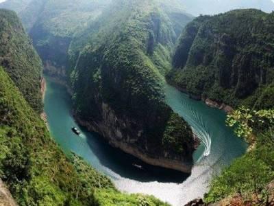 长江三峡最佳游览路线