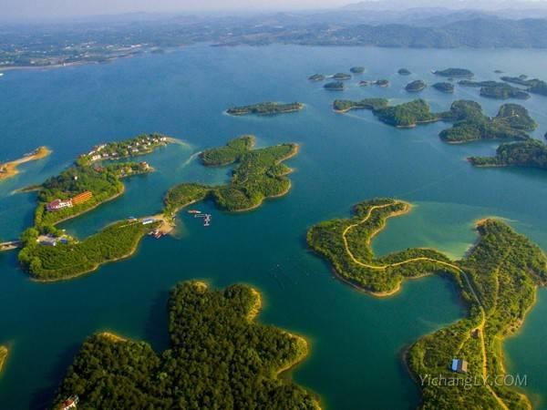 荆州洈水旅游风景区