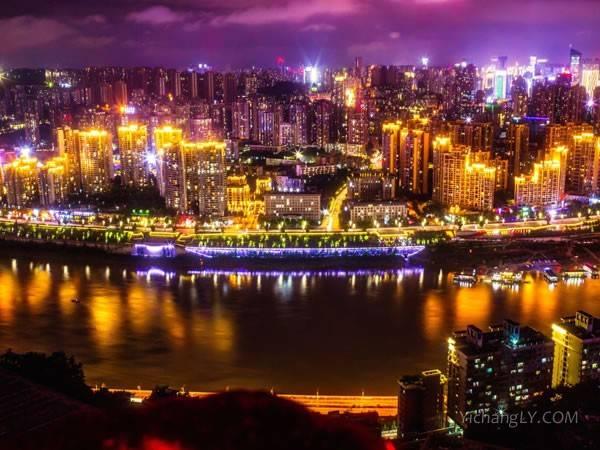重庆夜景1