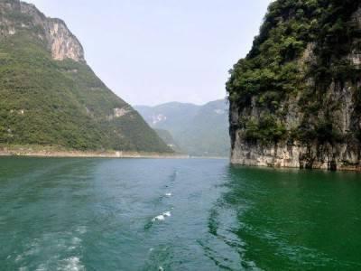 湖北武汉到宜昌两坝一峡+三峡人家一日游