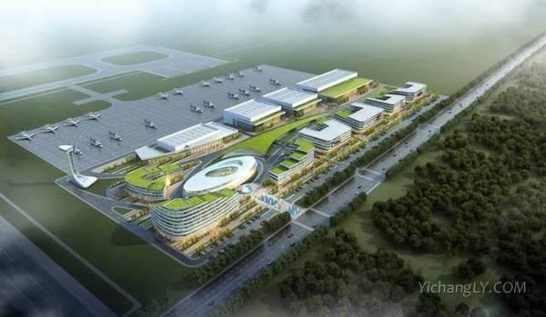 枝江通用机场规划图