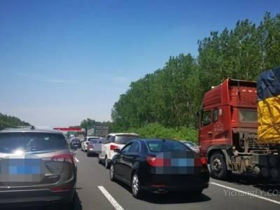 多地开启堵车模式:高速变停车场具体是什么情况?