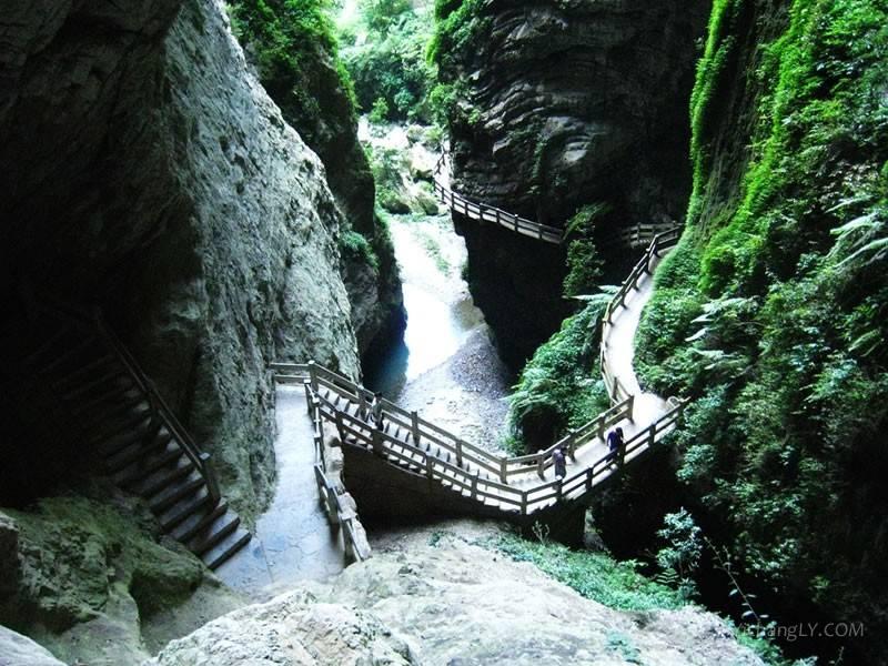 重庆武隆喀斯特旅游区2