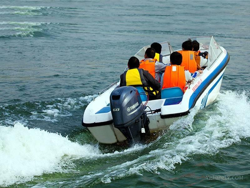 宜昌三峡水乡图片欣赏