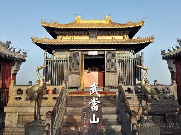 宜昌到武当山旅游跟团二日游