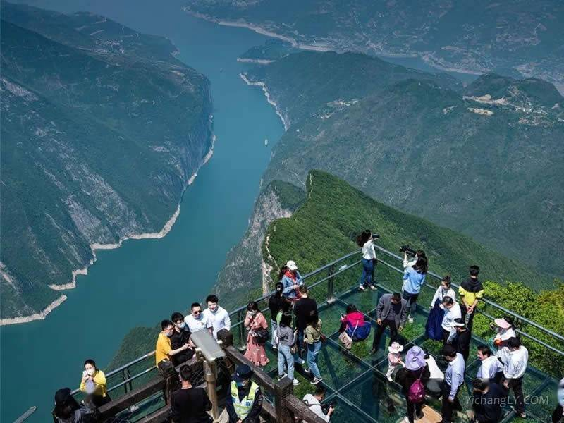 三峡之巅风景区1