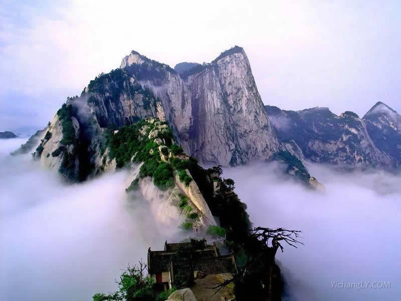 华山风景名胜区1