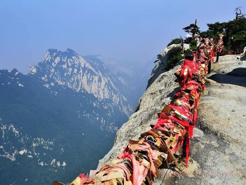 华山图片大全高清图片欣赏