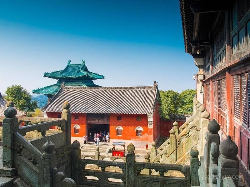 武当山什么季节去旅游最好