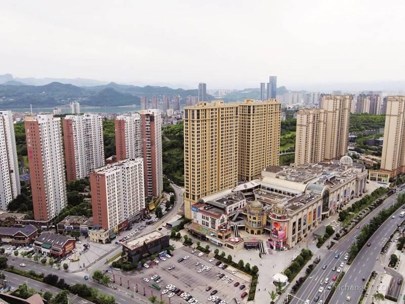 宜昌中南路商圈(环球港)