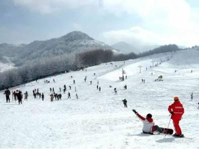 神农架国际滑雪场、天燕滑雪场必去的六大理由