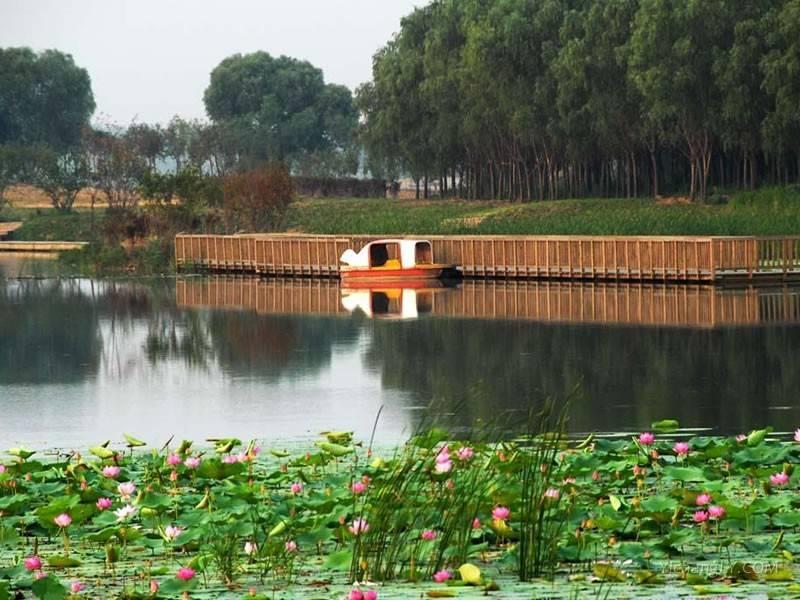 嘉兴市南湖风景名胜区广场图片