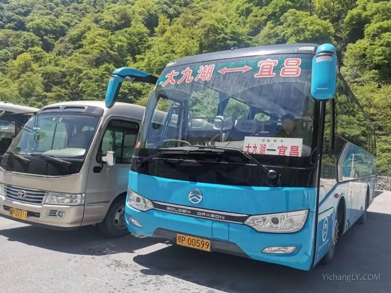 好消息!宜昌到大九湖客运班线开通啦!