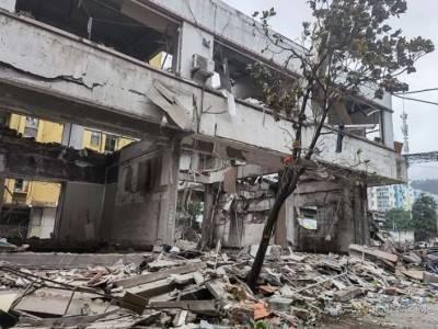 湖北十堰燃气爆炸现场居民发声