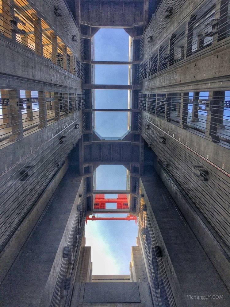 三峡大坝升船机行程安排