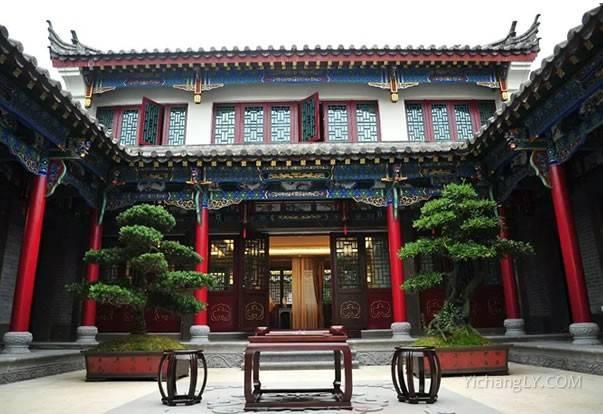 北京的文化特色——四合院