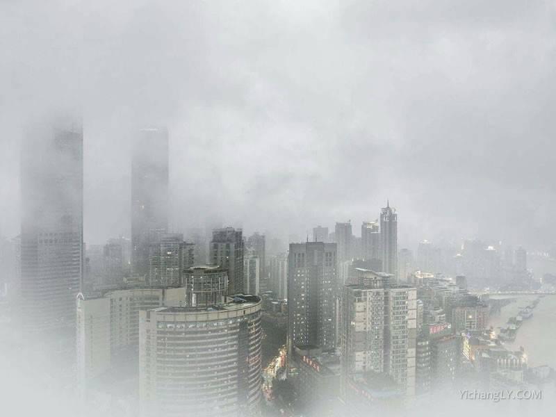 重庆为什么被称为雾都山城