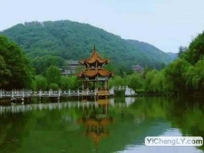 中国佛教的圣地四大古刹之当阳玉泉寺(玉泉山)